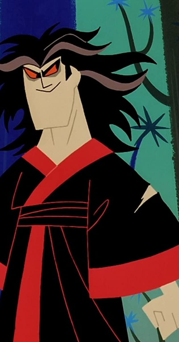 Samurai Jack Episode Viii Tv Episode 2001 Phil Lamarr As