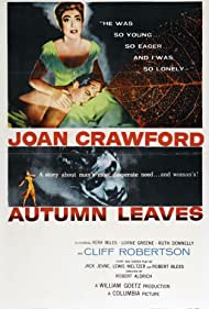 Joan Crawford and Cliff Robertson in Autumn Leaves (1956)