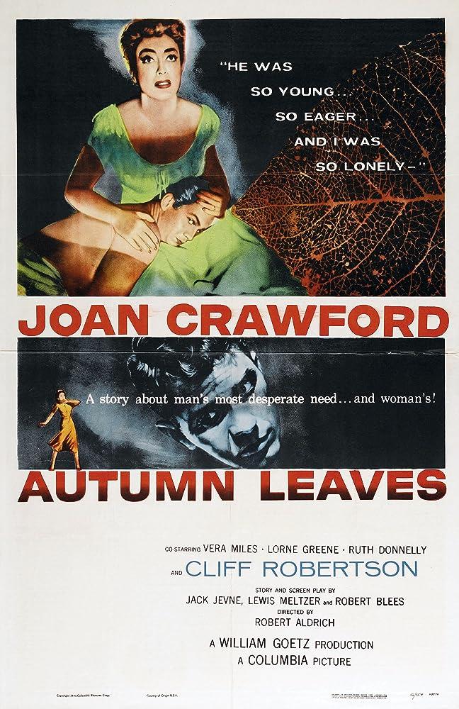 Autumn Leaves (1956)