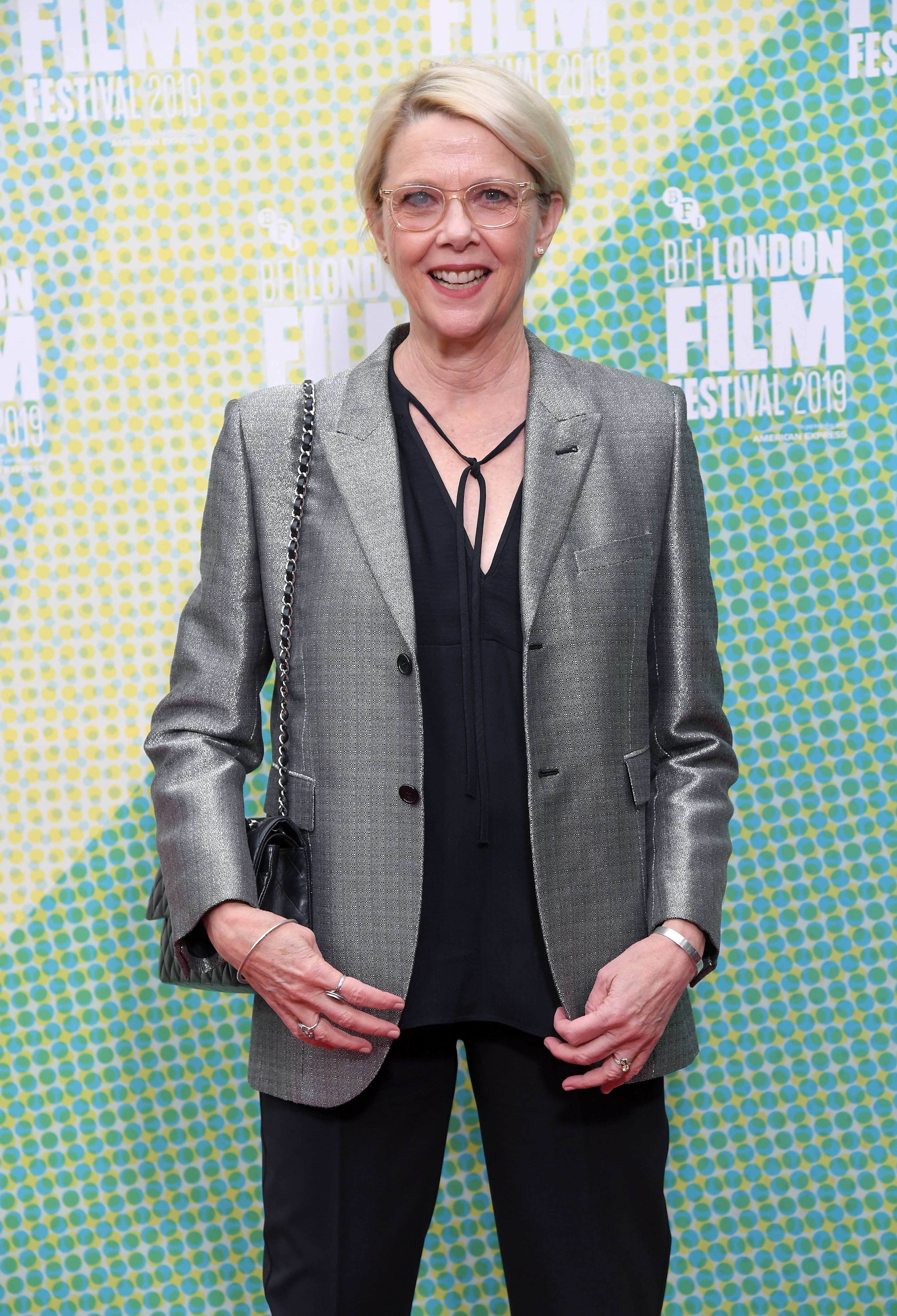 Annette Bening at an event for The Report (2019)
