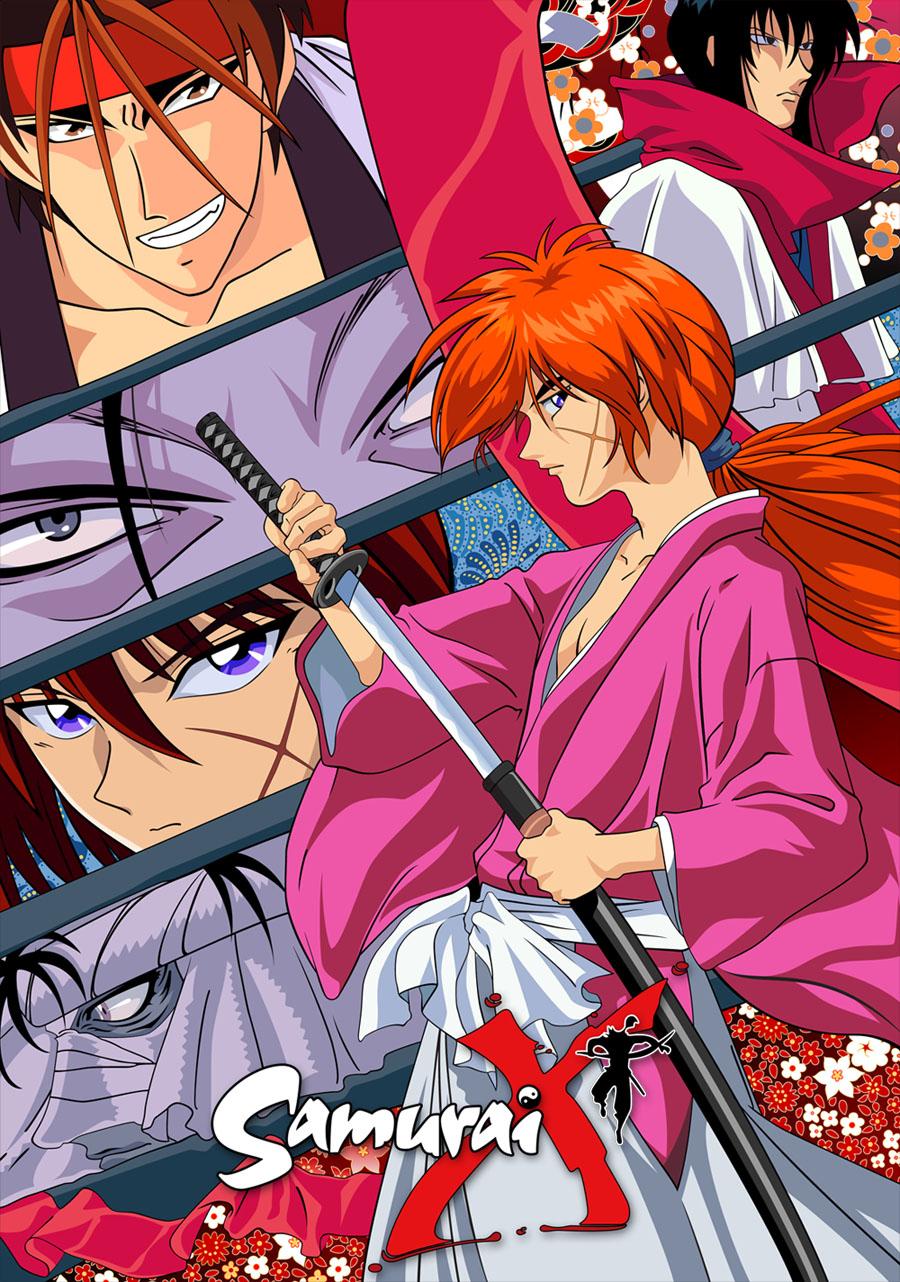 Rurouni Kenshin Anime Movie Sub Indo
