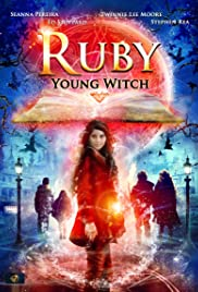 Ruby Strangelove Young Witch Poster