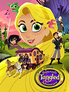Rapunzel's Tangled Adventure (2017–2020)
