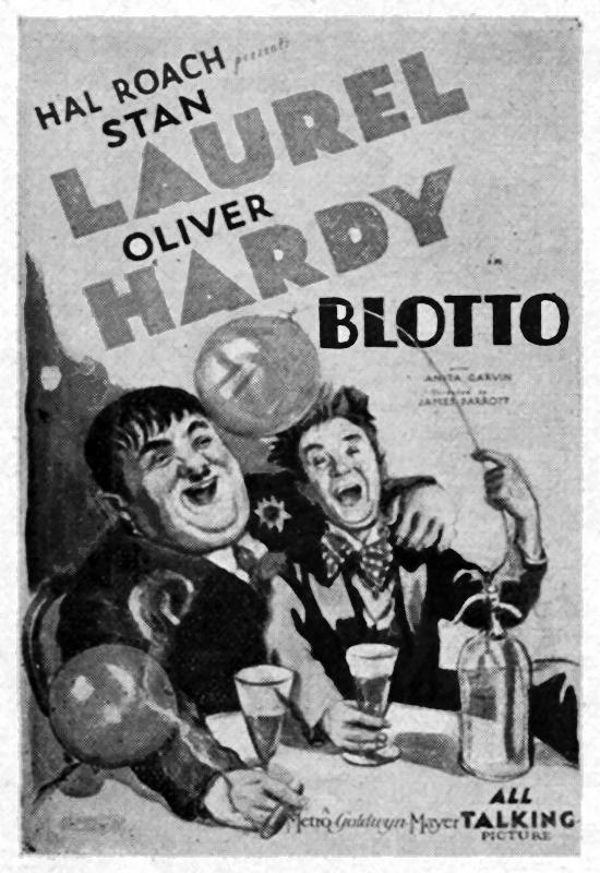Blotto (1930) DVDRip
