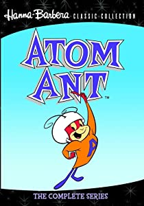 The Atom Ant Show USA