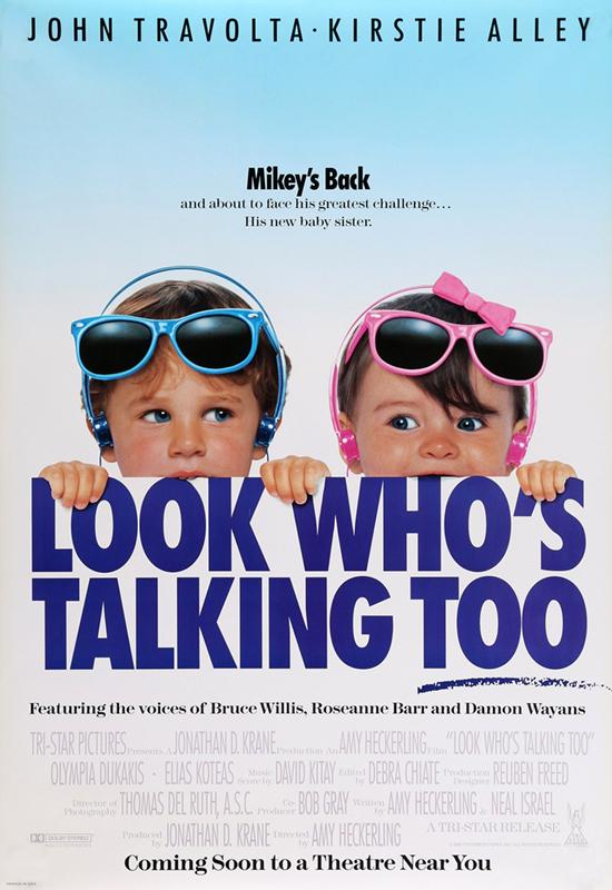 Look Who S Talking Too 1990 Imdb