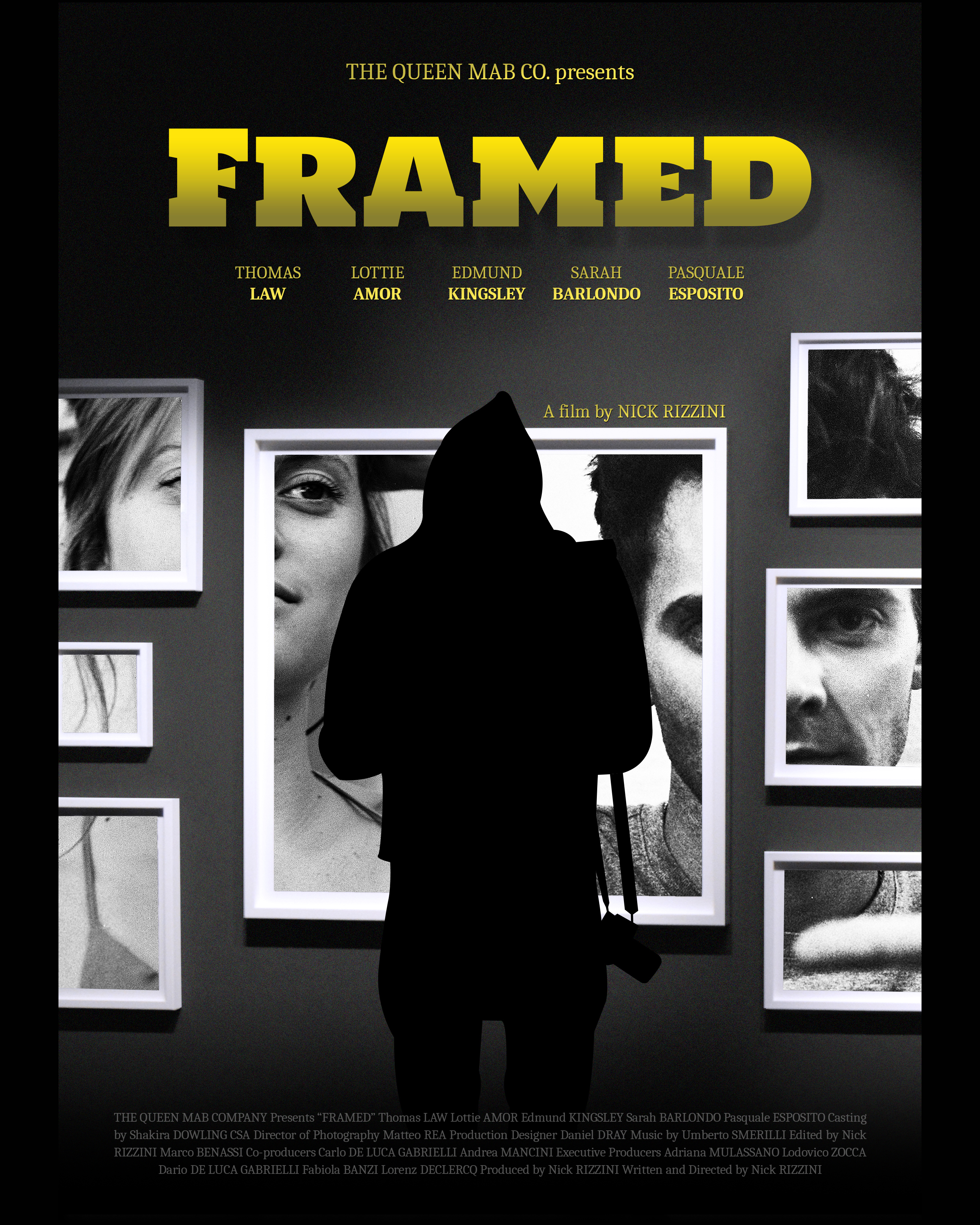 Framed (2021) Full Movie [In English] With Hindi Subtitles | WebRip 720p [1XBET]