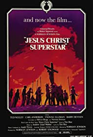Jesus Christ Superstar (1973) Poster - Movie Forum, Cast, Reviews