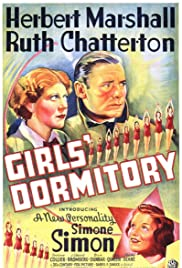 Girls' Dormitory (1936) Poster - Movie Forum, Cast, Reviews