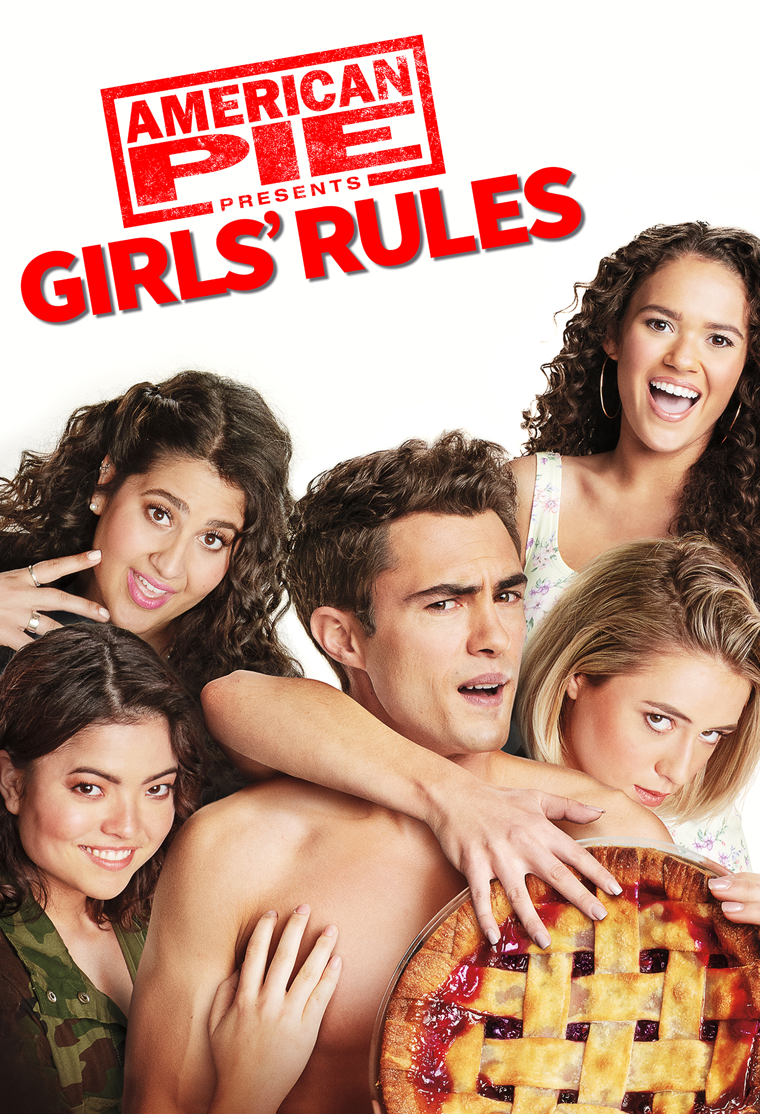 American Pie Presents Girls Rules (2020) Bengali Dubbed 720p HDRip 700MB Download