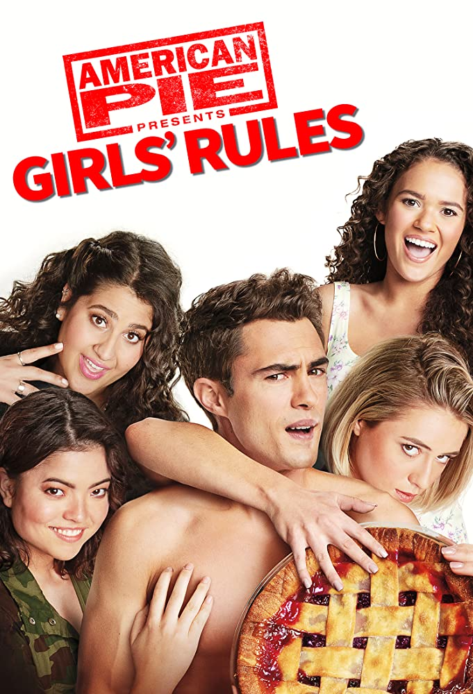 18+ American Pie Presents Girls' Rules 2020 English 720p UNRATED DVDRip 800MB x264 AAC