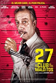 27: The Cursed Club Poster