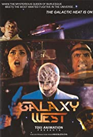 Galaxy West Poster