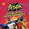 Adam West and Burt Ward in Batman: Return of the Caped Crusaders (2016)