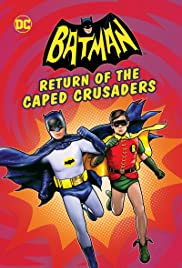 Batman: Return of the Caped Crusaders (2016) 720p
