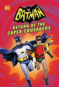 Primary photo for Batman: Return of the Caped Crusaders