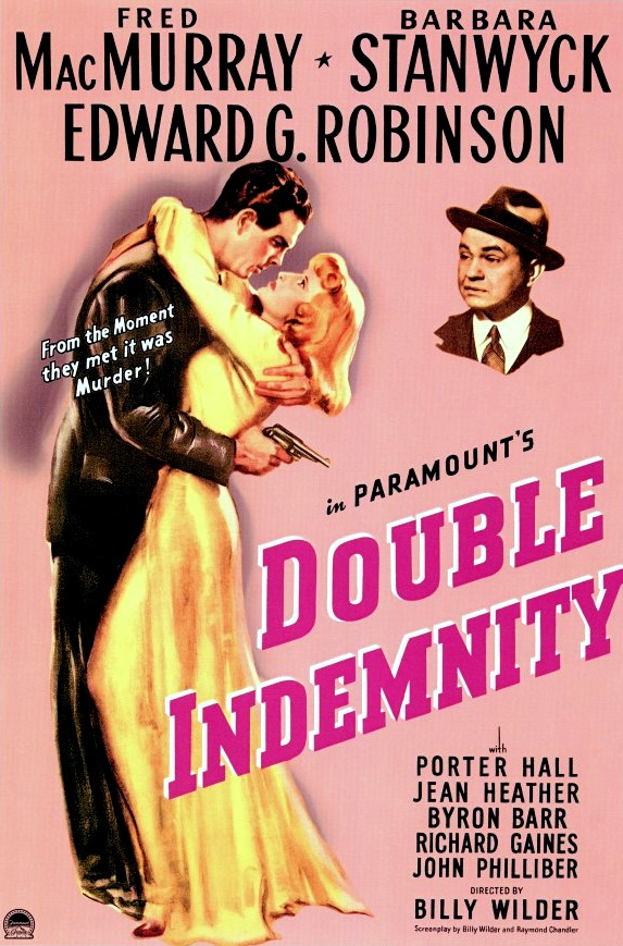DVIGUBA KOMPENSACIJA (1944) / DOUBLE INDEMNITY