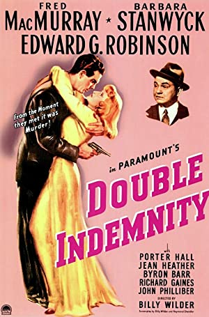 Where to stream Double Indemnity