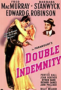 Primary photo for Double Indemnity