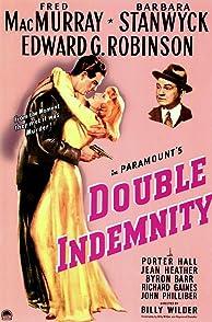 Double Indemnityชู้รักนักวางเเผน