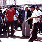 Ali Nassirian and Hossein Farzi-Zad in Jazireh ahani (2005)