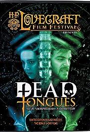 Dead Tongues Poster
