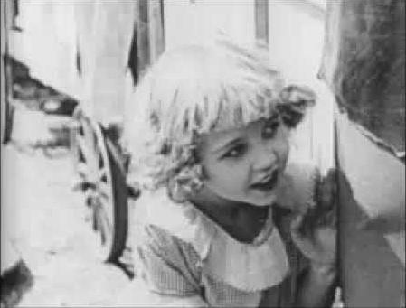 Mary Kornman in The Sun Down Limited (1924)