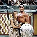 Linda Purl and Duncan Regehr in The Last Days of Pompeii (1984)