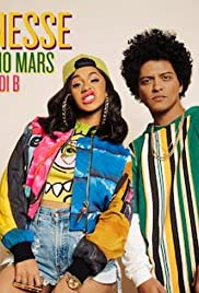 Bruno Mars Feat. Cardi B: Finesse - Remix Poster