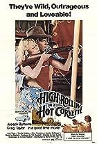 High Rolling in a Hot Corvette