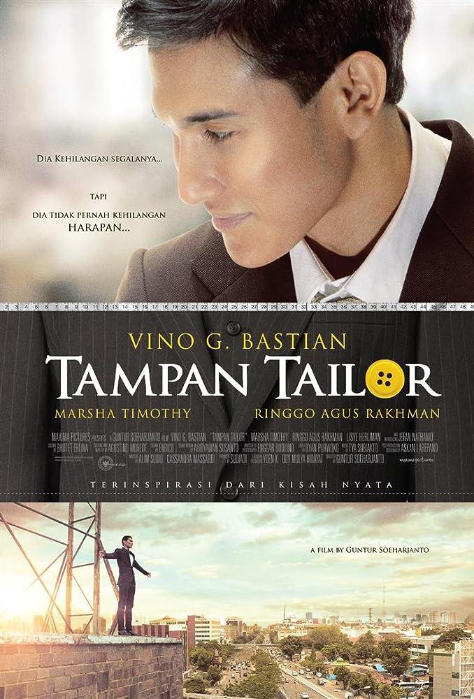 Poster film Tampan Tailor (2013)