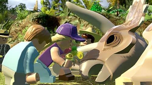 LEGO Jurassic World: Nintendo Switch Announcement Trailer