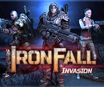 For free downloading movies IronFall: Invasion [640x320]