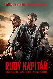 Rudý kapitán Poster