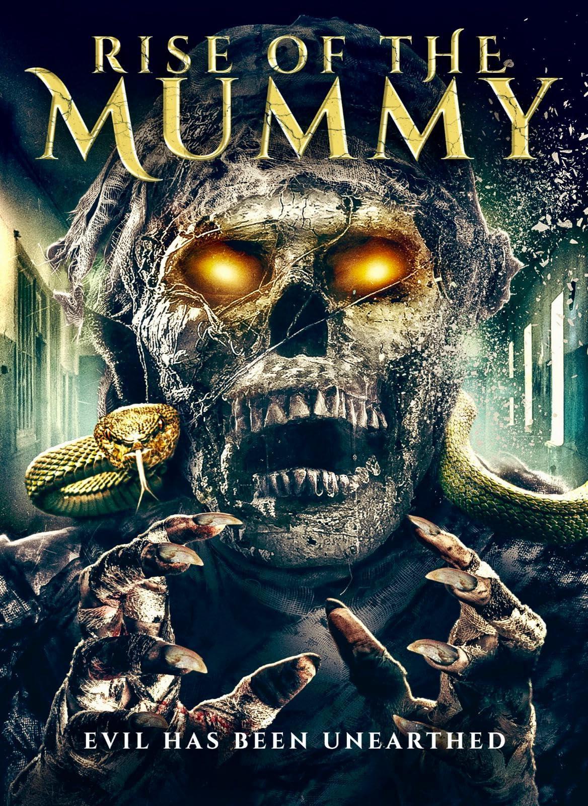 Mummy Resurgance (2021) English 720p HEVC HDRip  x265 AAC ESubs (500MB) Full Movie Download