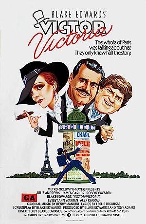 دانلود زیرنویس فارسی فیلم Victor Victoria 1982