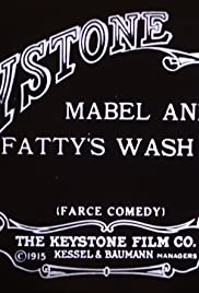 Mabel and Fatty's Wash Day(1915) Poster - Movie Forum, Cast, Reviews