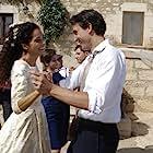 Simona Cavallari and Daniele Liotti in Il capo dei capi (2007)