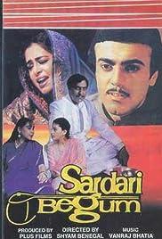 Sardari Begum Poster