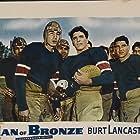 Burt Lancaster, George Barrows, Jack Big Head, Sonny Chorre, Hubie Kerns, and Al Mejia in Jim Thorpe -- All-American (1951)