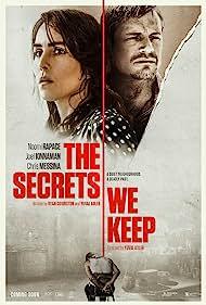 Noomi Rapace and Joel Kinnaman in The Secrets We Keep (2020)