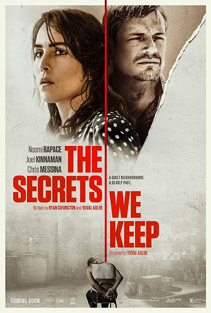 The Secrets We Keep 2020 English 720p HDRip 796MB | 300MB Download