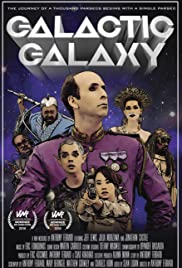 Galactic Galaxy: The Series Poster