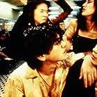Takeshi Kaneshiro, Leon Lai, Michelle Reis, and Charlie Yeung in Do lok tin si (1995)