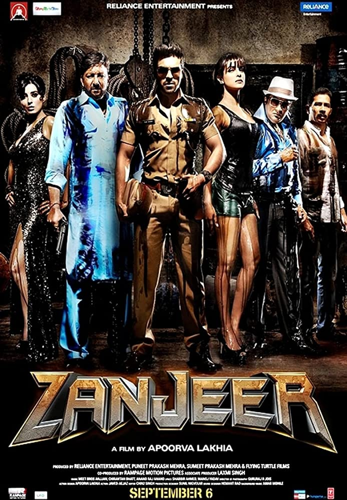Zanjeer (2013) WEBRip [1080p-720p-480p] Hindi x264 AAC
