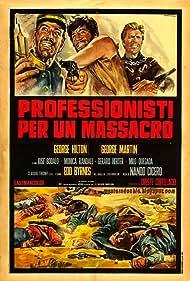 Professionisti per un massacro (1967) Poster - Movie Forum, Cast, Reviews