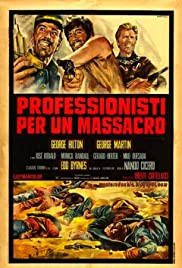 Professionals for a Massacre Poster