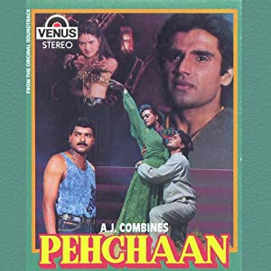 Robin Bhatt (screenplay) Pehchaan Movie