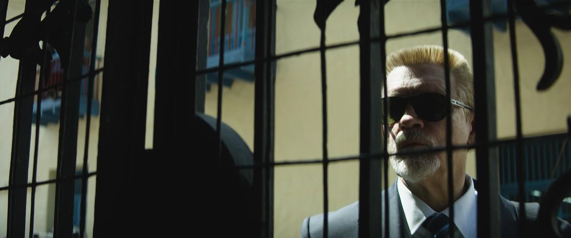 John Malkovich in Mile 22 (2018)