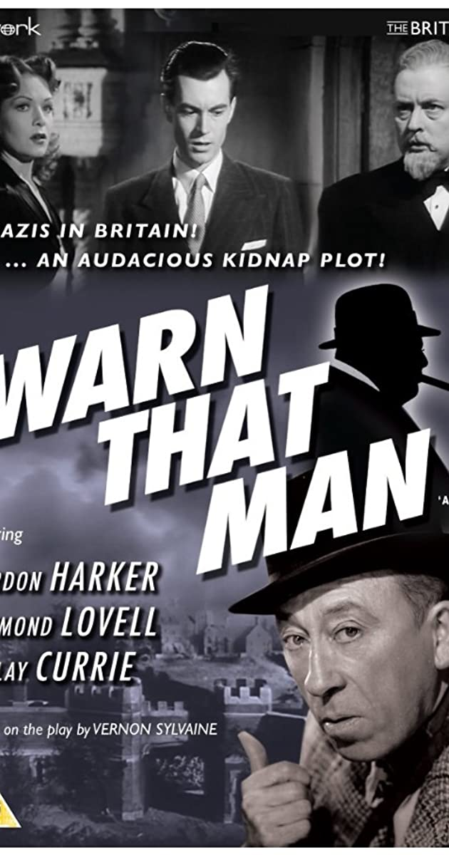 Subtitle of Warn That Man